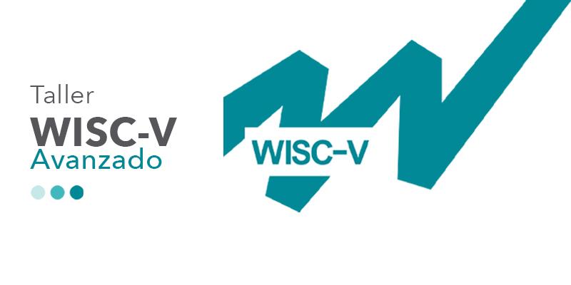 imagen con logo de taller WISC-V nivel avanzado