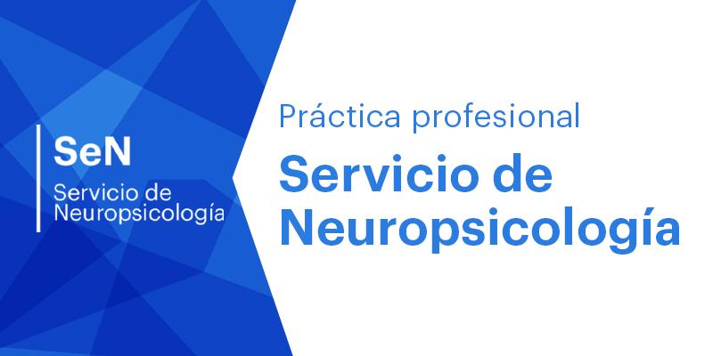 imagen de Servicio de Neuropsicología