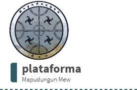 Logo plataforma Mapudungun Mew